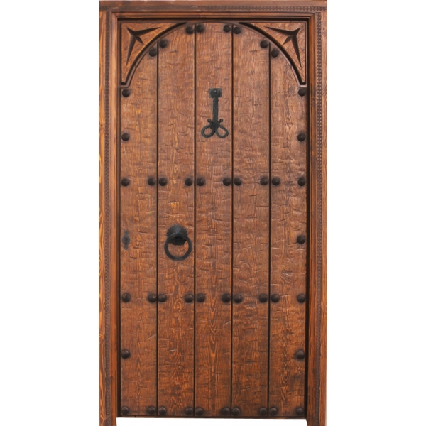 Puertas De Madera Pictures to pin on Pinterest